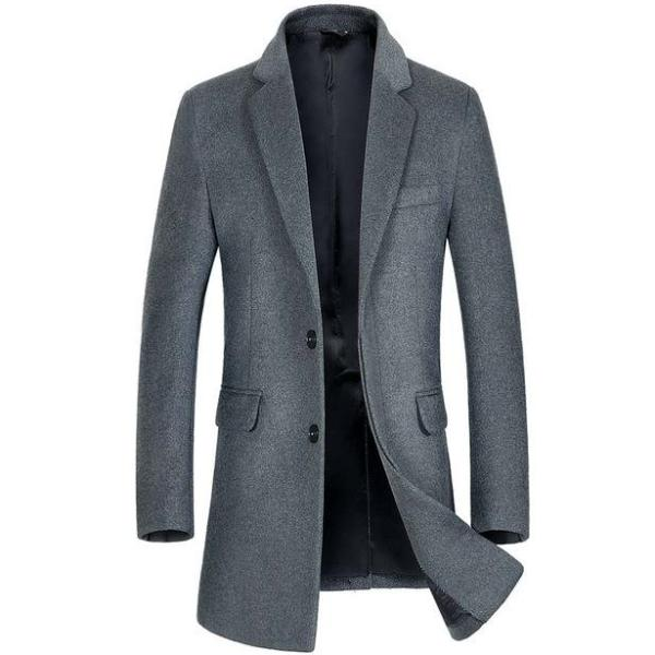 Pologize™ Business Long Coat