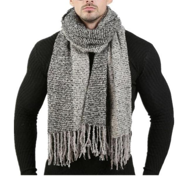 Pologize™ Knitted Scarves