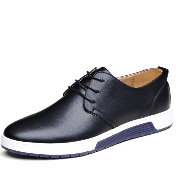 Pologize™ Casual Leather Shoes