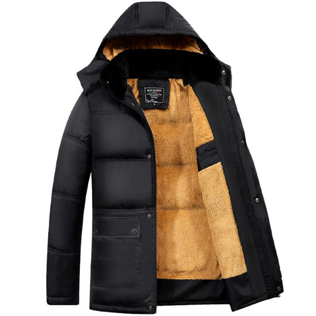 Pologize™ Thick Warm Winter Coat