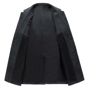 Pologize™ Modern Gentleman's Business Coat