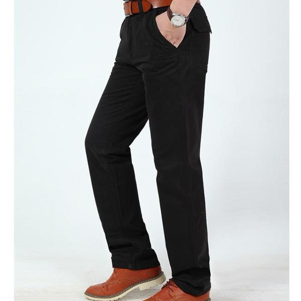 Pologize™ Men's Straight Casual Cotton Pants