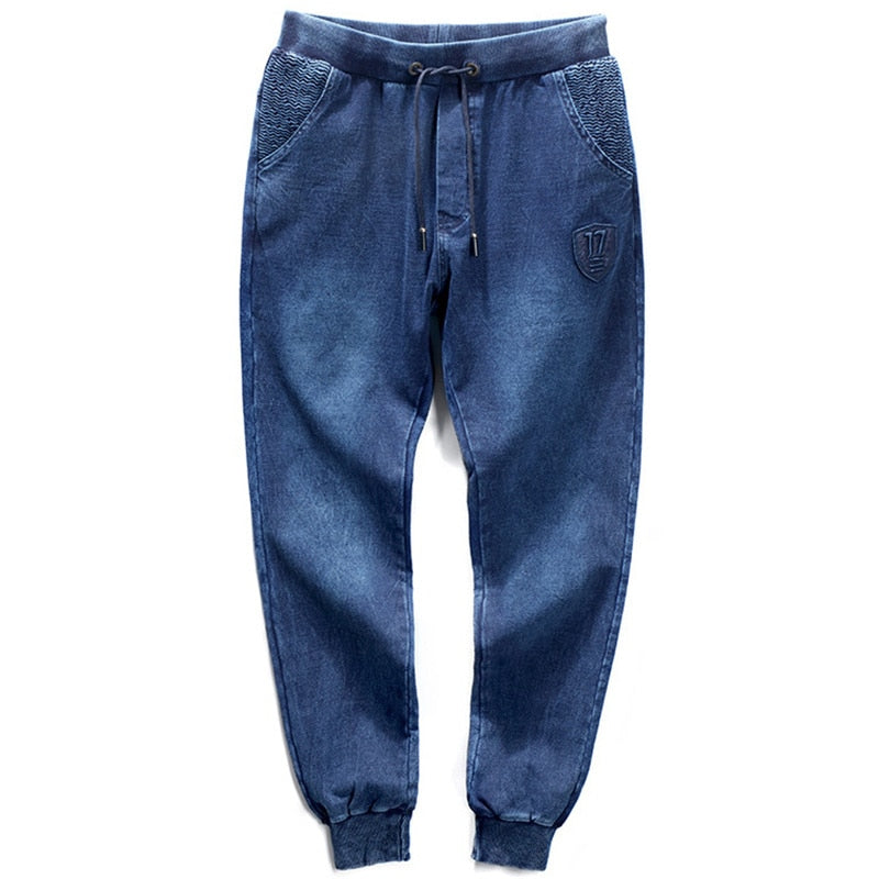 Pologize™ Oversized Denim Jeans