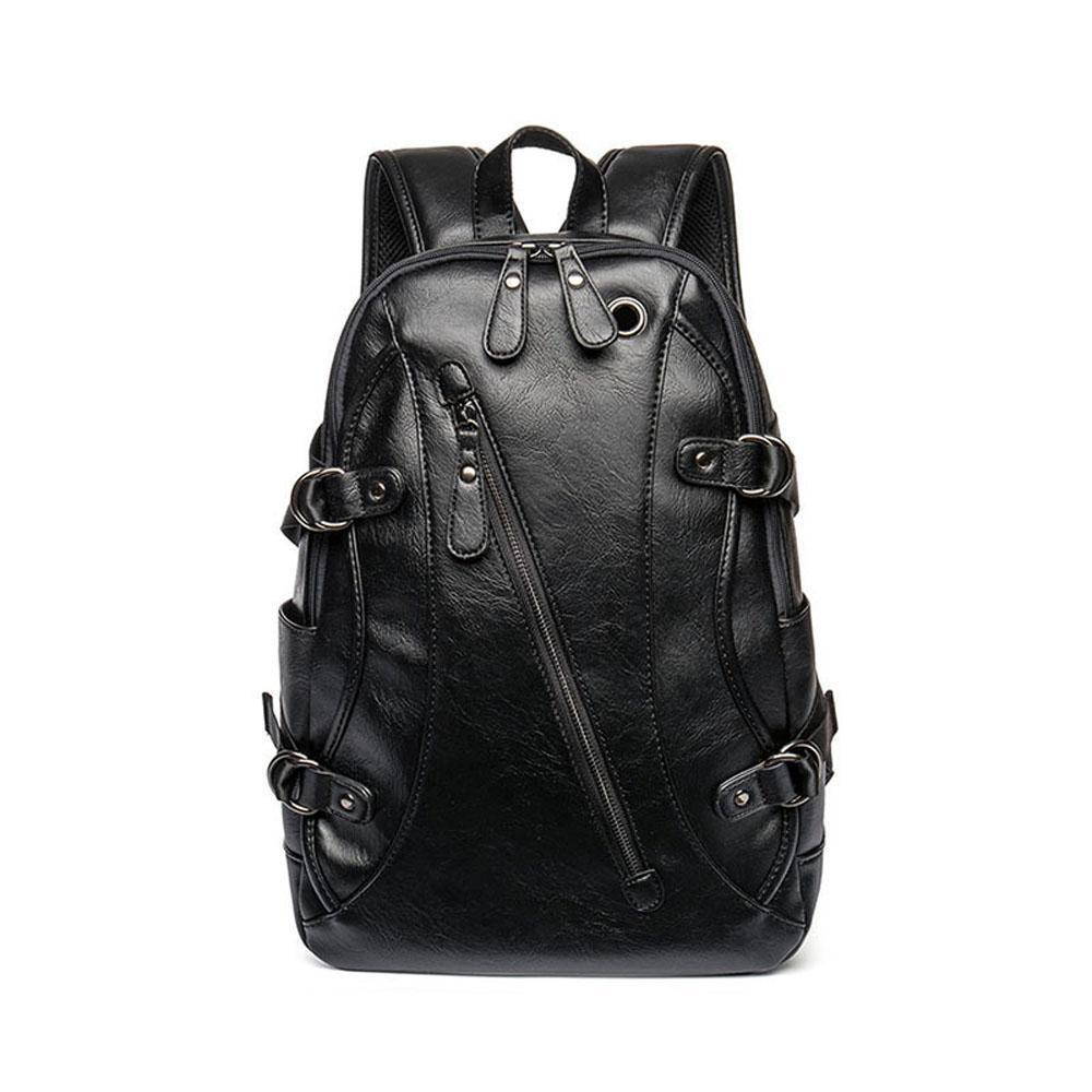Pologize™ Leather Backpack