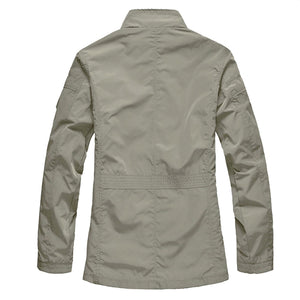 Pologize™ Windbreaker Coat