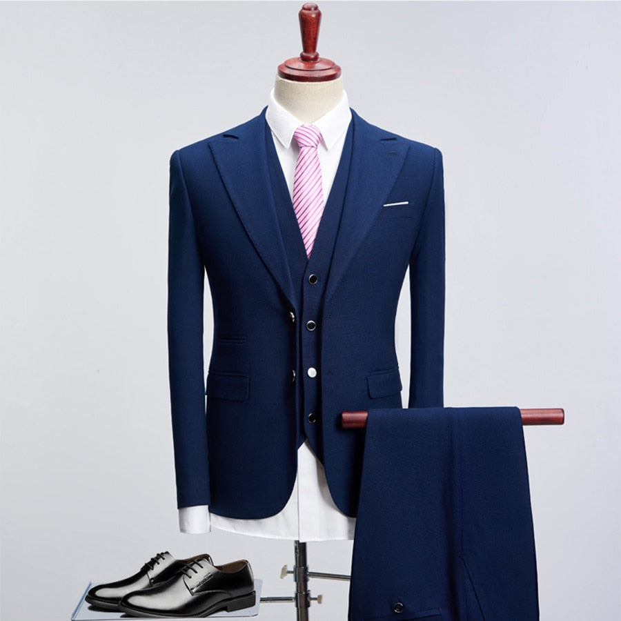 Pologize™ Slim Fit Suit