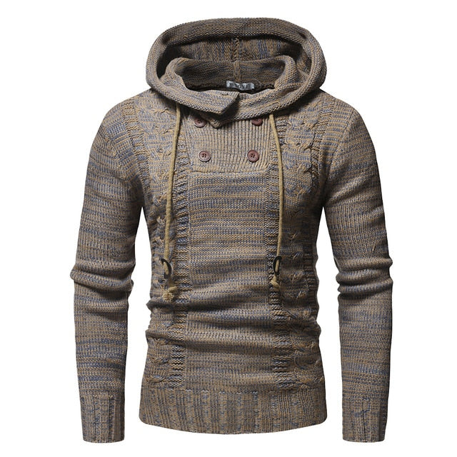 Pologize™ Casual Hooded Sweater
