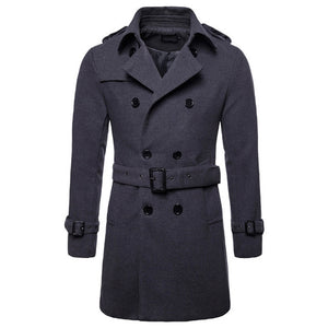 Pologize™ Trench Coat