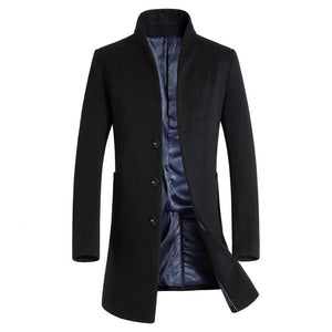 Pologize™ Modern Gentleman Business Coat