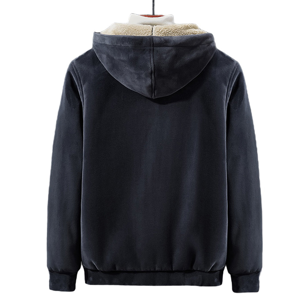 Pologize™ Reversible Warm Hooded Jacket