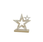 Christmas Decoration - Star with Small Star