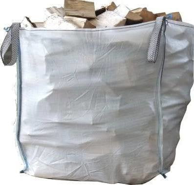 Ton bag of kiln dried Birch