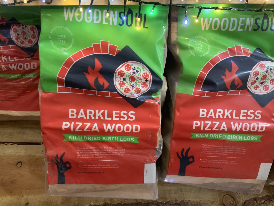 pizza wood Food grade logs