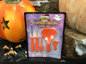 Halloween - Small Carving Kit