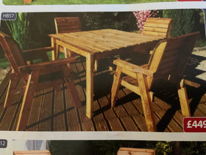 4 seat dining sets, .
