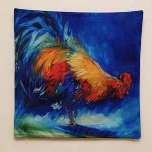 Rooster #2 Pillowcase (23 cm) - Lori's Fabrics & Quilts