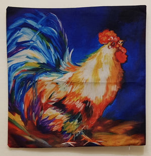 Rooster #8 Pillowcase (23 cm) - Lori's Fabrics & Quilts
