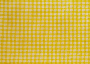 Assorted Yellow Prints (6pc - 50cm² each) - Lori's Fabrics & Quilts
