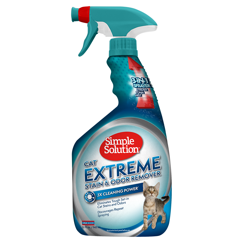 Simple Solution Cat Extreme Stain & Odor Remover 500ml