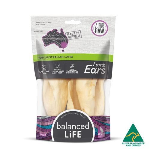 Balanced Life Lamb Ears 3pc