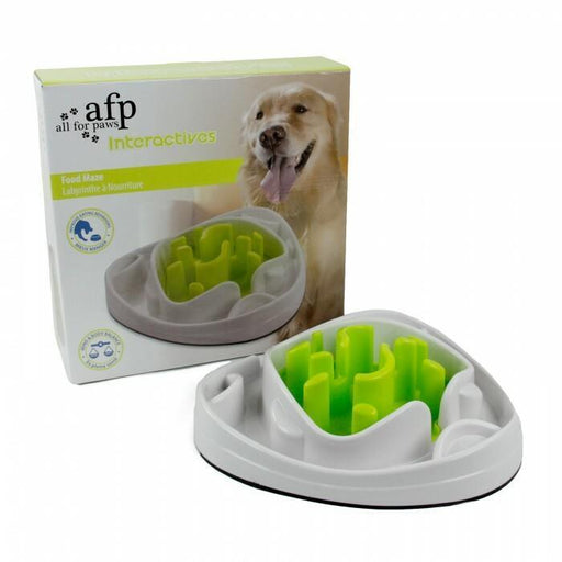 All For Paws Interactive Food Maze Dog Toy