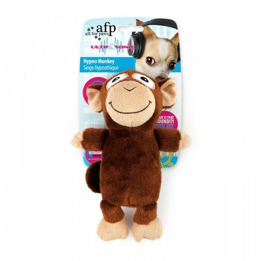 All For Paws Ultrasonic Hypno Monkey Dog Toy
