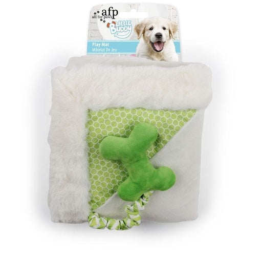 All For Paws (AFP) Little Buddy Play Mat Green