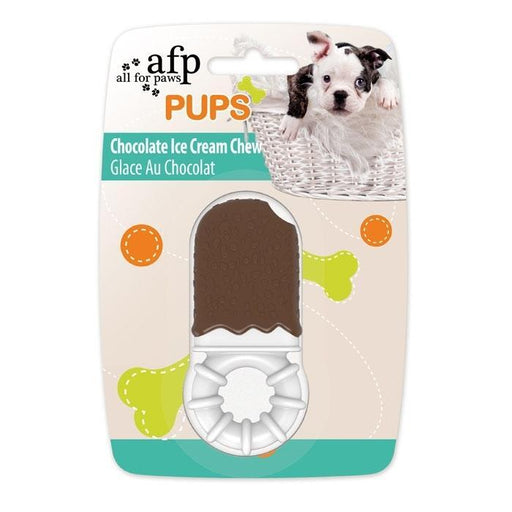 All For Paws (AFP) Pups Chocolate Ice Cream Chew