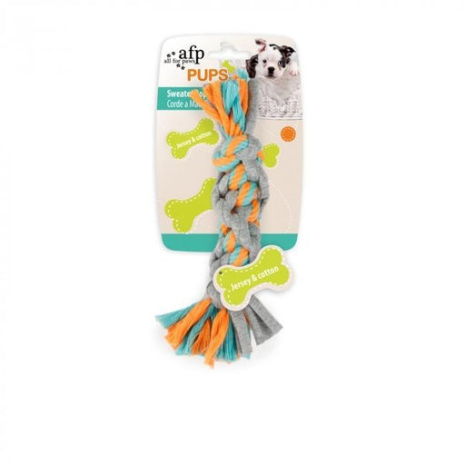 All For Paws (AFP) Pups Sweater Rope