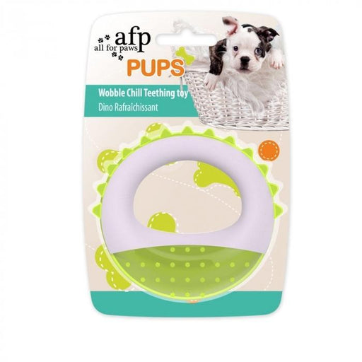 All For Paws (AFP) Pups Wobble Chill Teething toy