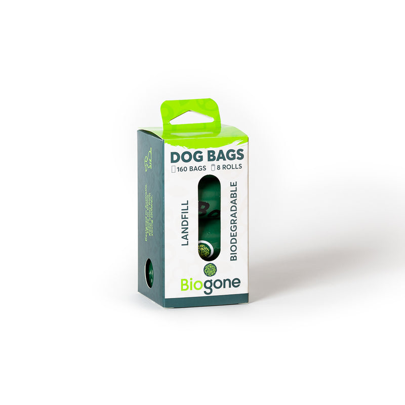Biogone Biodegradable Dog Waste Bags