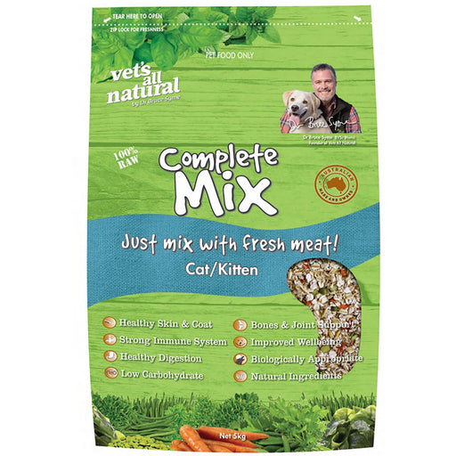 Vets All Natural  Complete Mix 5 kg  Cat