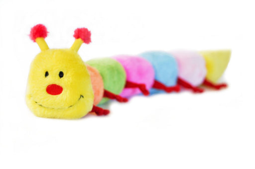 Zippy Caterpillar W- Squeakers