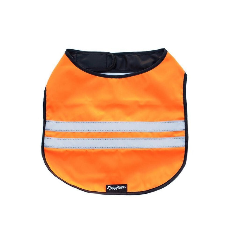 Zippy Paws High-Vis Safety Cooling Vest - Small