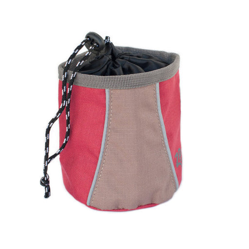 Treat & Ball Bag - Desert Red