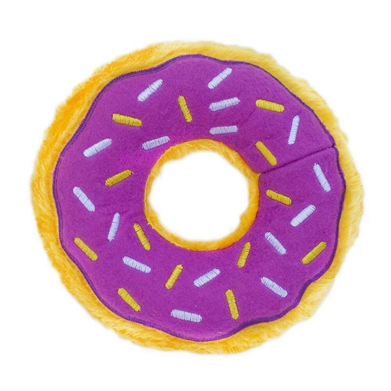 Zippy Paws Donutz - Grape Jelly