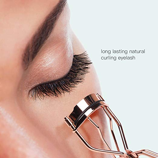 Eyelash Curler (Rose Gold)