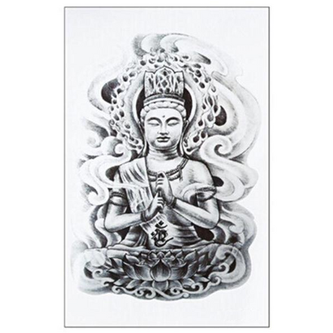 Buddha Temporary Tattoos