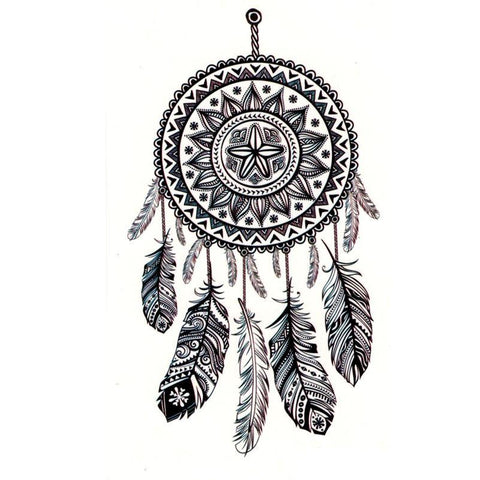 Dreamcatcher Temporary Tattoos