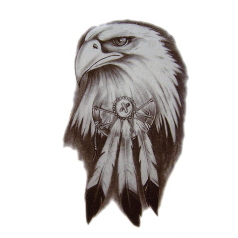 Indian Eagle Tattoo