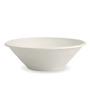 32oz BioCane Bowl White (400 Piece)