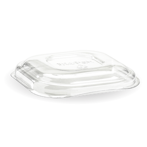 280-630ml Clear Plastic T/A Lid (600 Piece)
