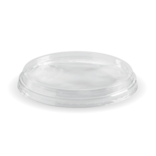240ml-960ml Biodeli PLA Clear Lid (500 Piece)