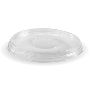 600-700ml Wide Biodeli Bowl Lid (600 Piece)