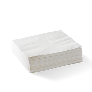 2 Ply 1/4 Fold Lunch Napkin White (2000 Piece)