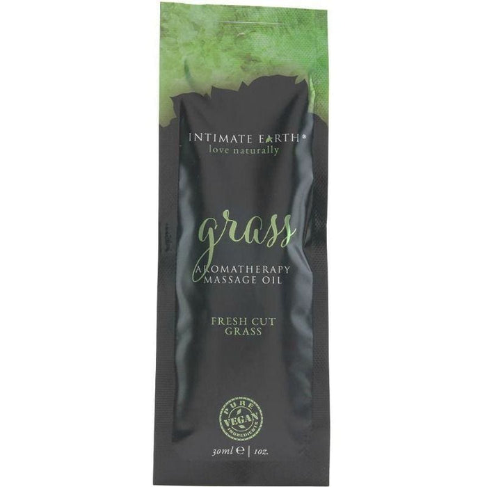 Aceite de masaje Intimate Earth Grass 30 ml