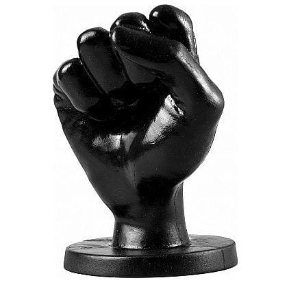 Anal plug All Black Fist 14 cm