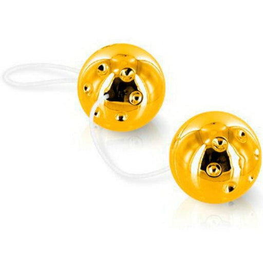 Bolas chinas Duo Balls Gold