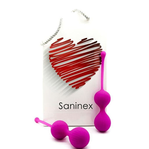 Bolas double Saninex Clever lila