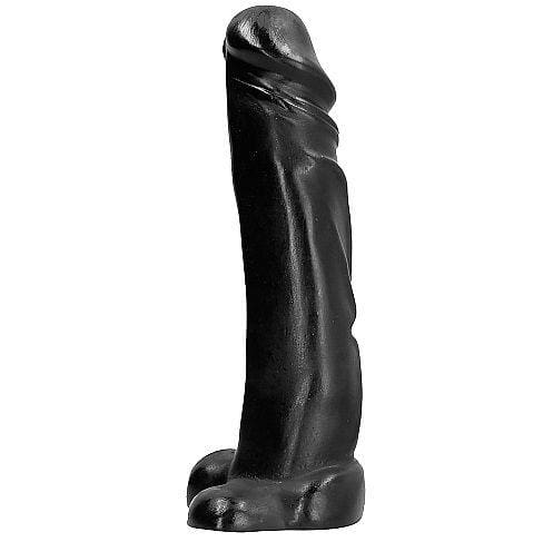 Dildo All Black 22 cm